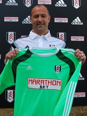 Fulham Sign Kiraly